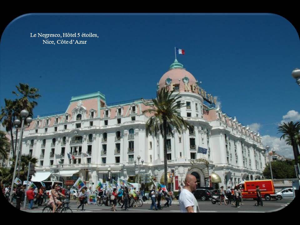 La Promenade des Anglais, Nice, Côte d'Azur