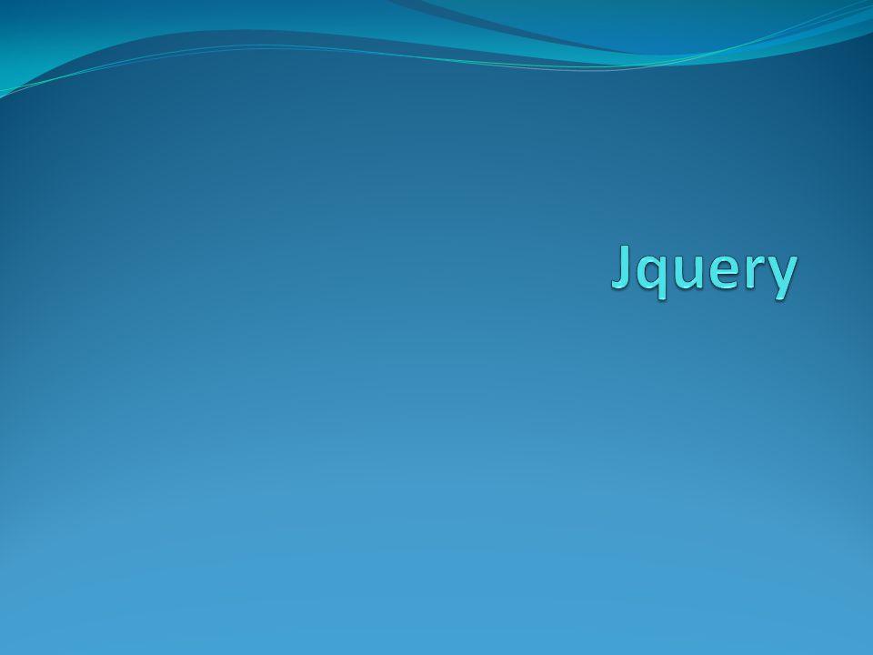 Fonction de base de Jquery Test jQuery https://ajax.googleapis.com/ajax/libs/jquery/1.7.2/jquery.min.js jQuery(document).ready(function(){ // Du code en jQuery va pouvoir être tapé ici .