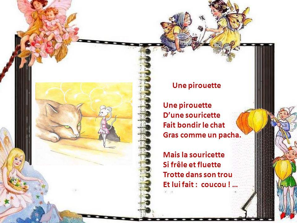 POEMES POUR PETITES PERSONNES - I - Poèmes de Pascal Lecordier Illustrations de Hermeline. Merci à eux pour leurs auto- risations à vous offrir ce dia
