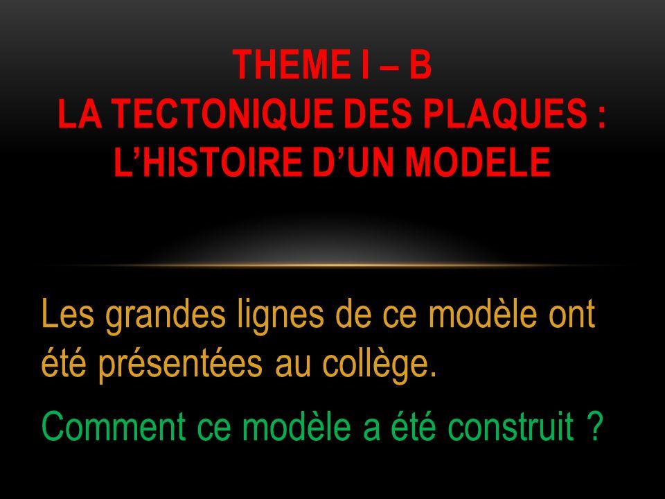 Les grandes lignes de ce modèle ont été présentées au collège.