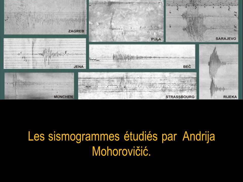 TP : les apports de la sismologie sur la structure interne de la Terre.