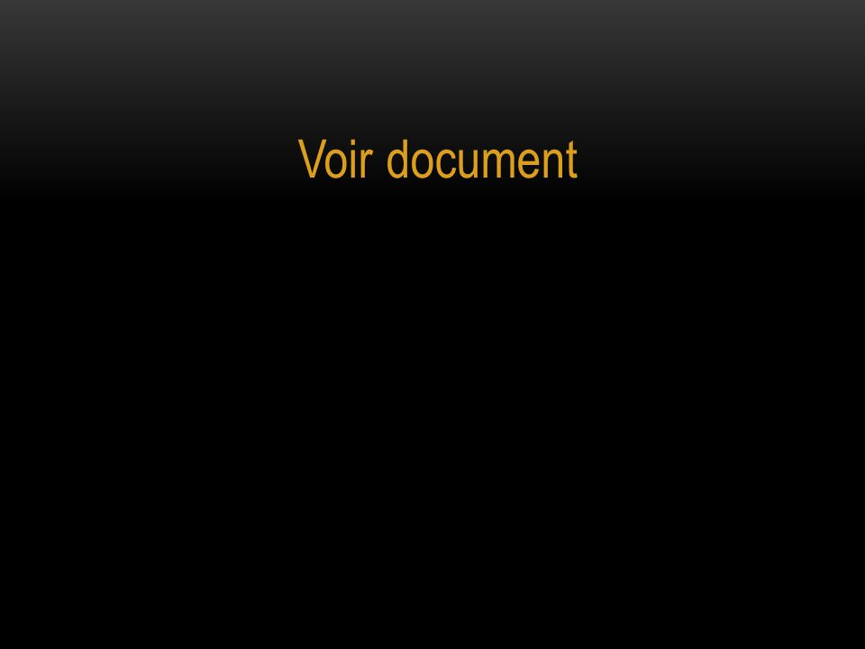 Voir document
