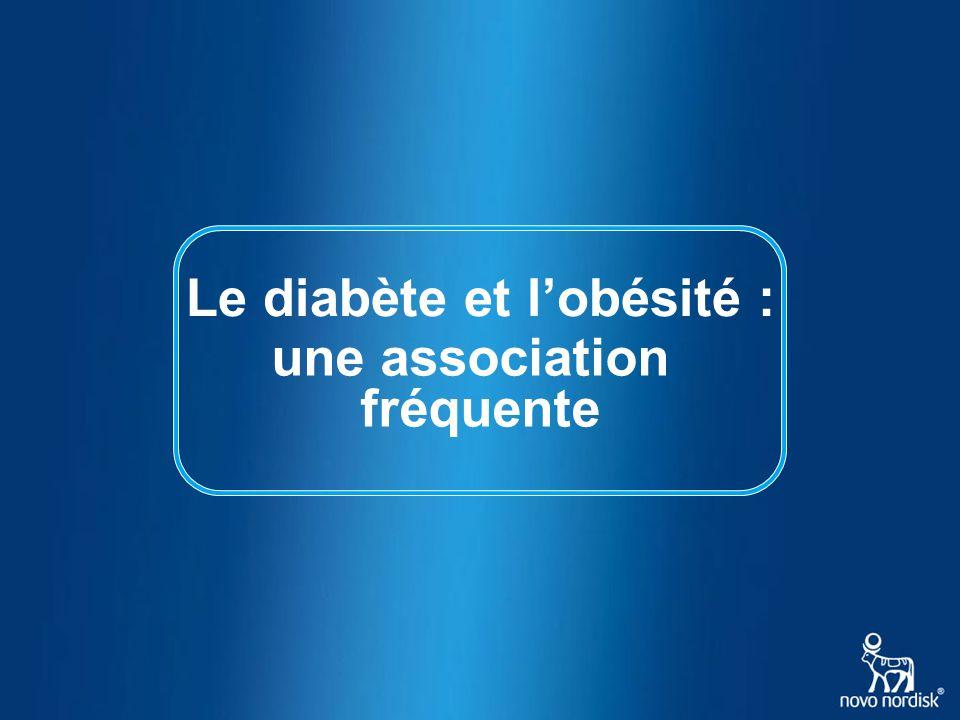 Le diabète et l'obésité : une association fréquente