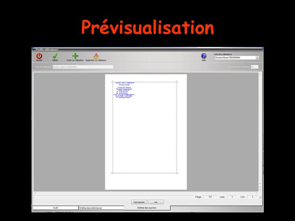Prévisualisation