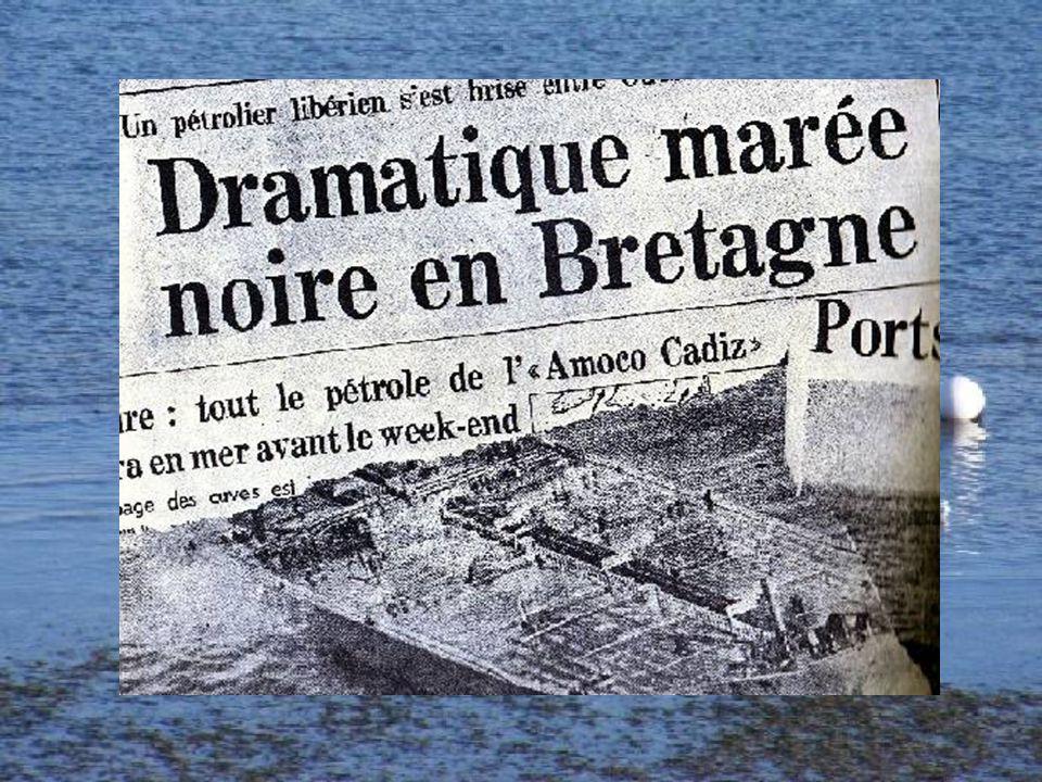 Marée noire sur la Bretagne Boues rouges en Méditerranée Et les fêlés du nucléaire Qui jouent les apprentis sorciers