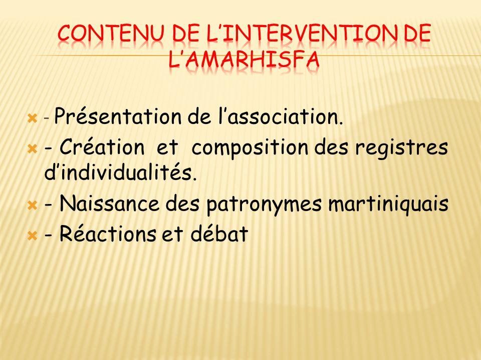  Née en 2002, l'AMARHISFA est une association loi 1901, constituée de bénévoles passionnés de généalogie.