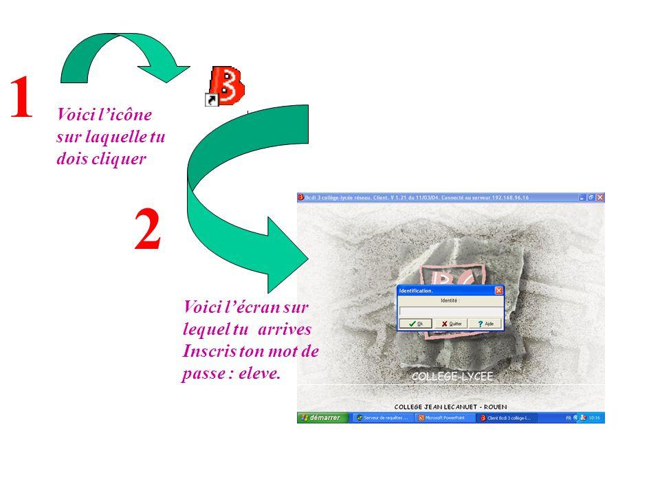 Recette pour une bonne utilisation du logiciel BCDI Bcdi est un logiciel où tu peux retrouver tous les documents, livres, revues cédéroms présents au