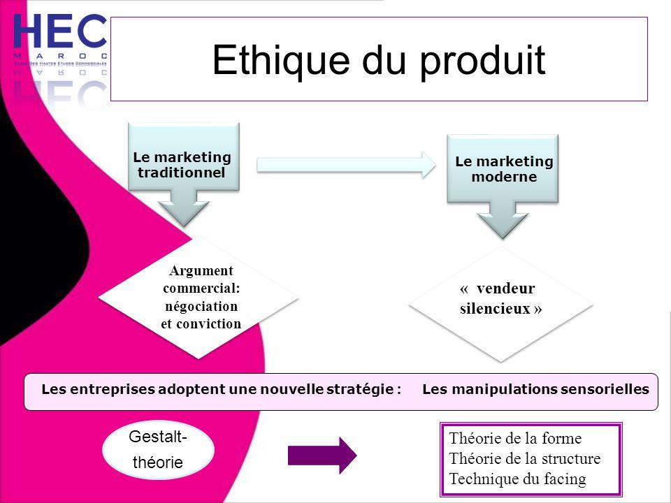 Loyauté: Concept éthique, outil stratégique  concept éthique : préserve la santé du consommateur (agroalimentaire et pharmaceutique)  outil stratégique : - Optimiser les ventes - Assurer la pérennité de l'entreprise - Outil pilote en matière de positionnement de l'entreprise Exemple: - Crédit lyonnais; - Rhône Poulenc; - Leclerc.
