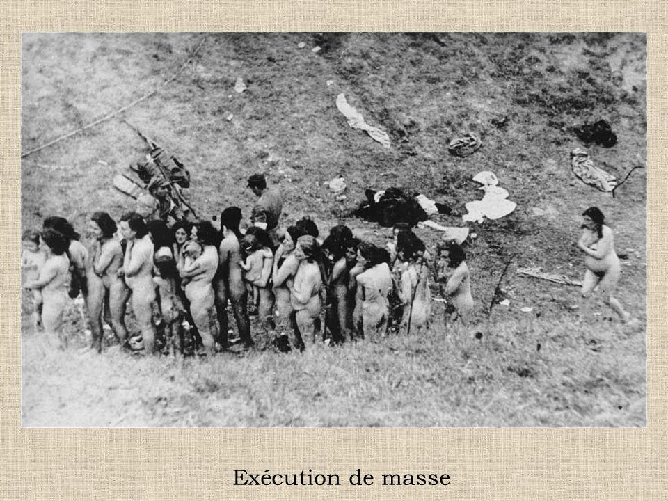 Exécution de masse