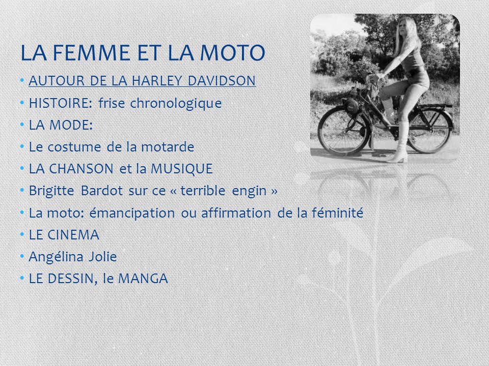 LA FEMME ET LA MOTO HISTOIRE Sheeja Mathews, est la première femme à posséder une Harley Davidson en Inde, selon le Times of India.