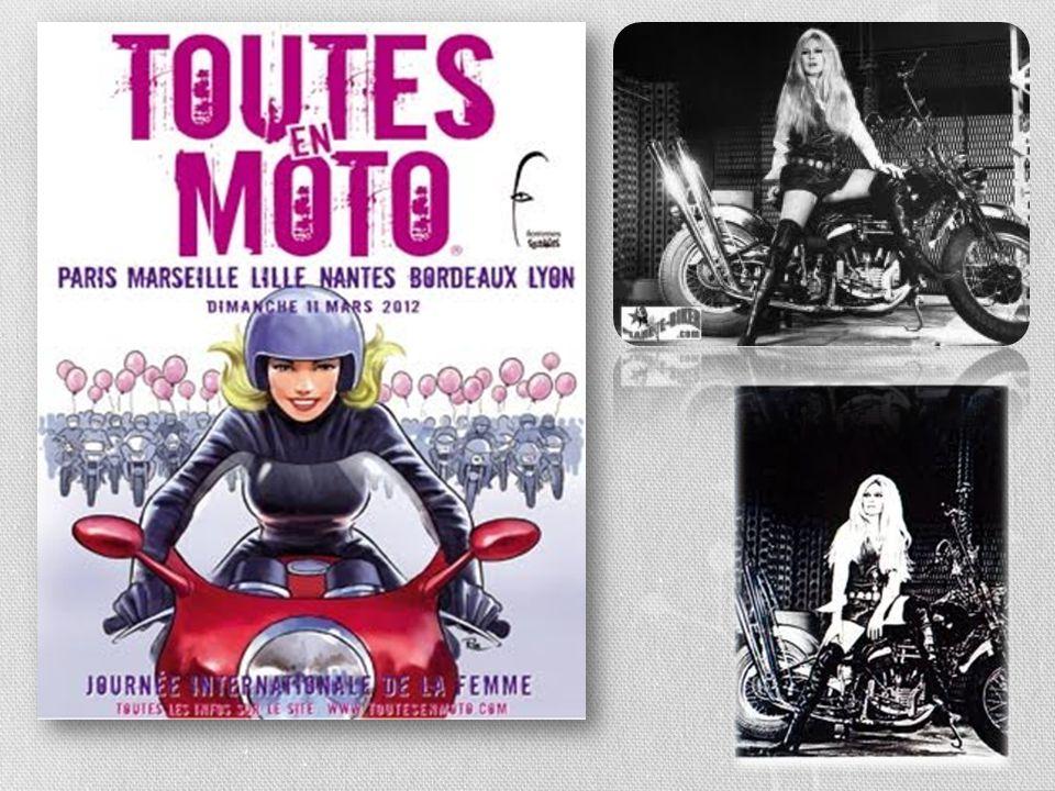 ♫*♫* Serge Gainsbourg, «Harley Davidson» (1967) chanson interprétée par Brigitte Bardot.
