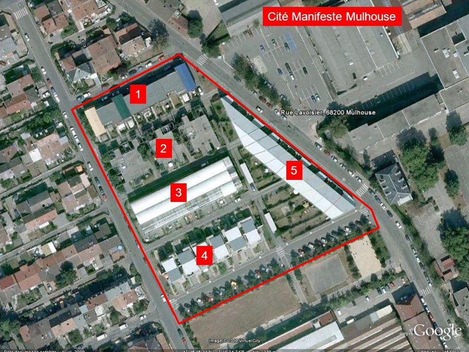 1 2 3 4 5 Cité Manifeste Mulhouse