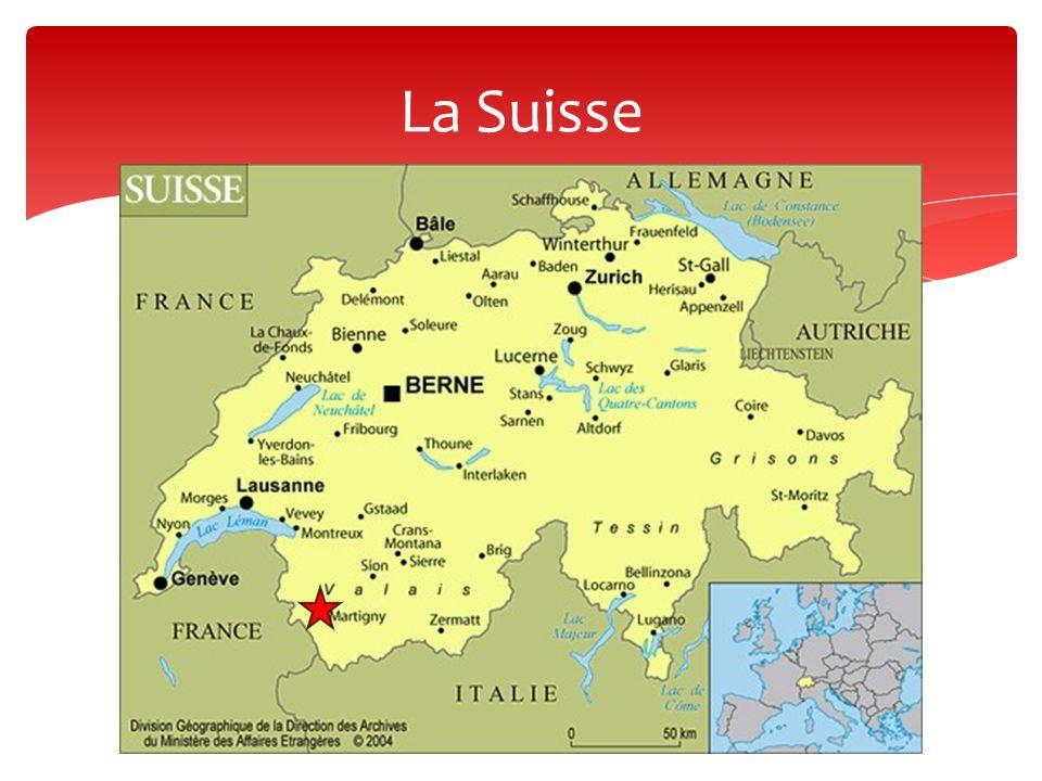  Qu'est-ce que la Suisse.