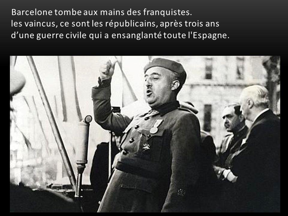 1939 Espagne