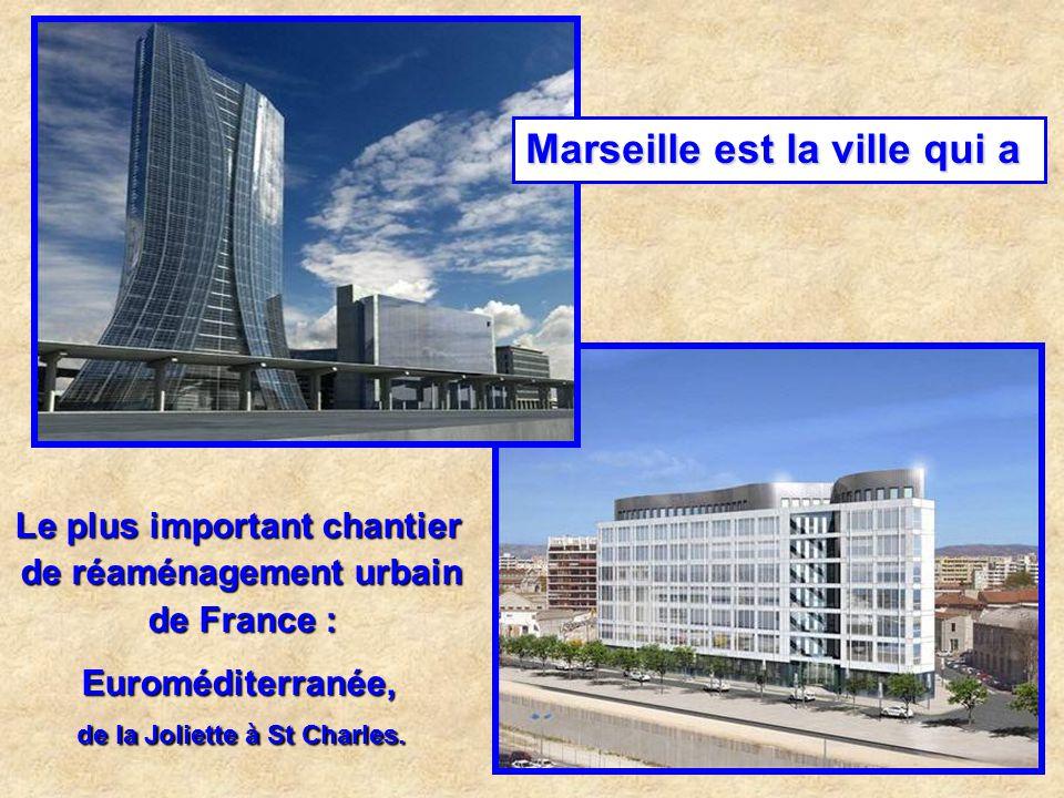 Marseille est la ville qui a le plus gros des Samu de France : 636 490 appels au secours traités en 2006, soit 1 743 appels par jour.