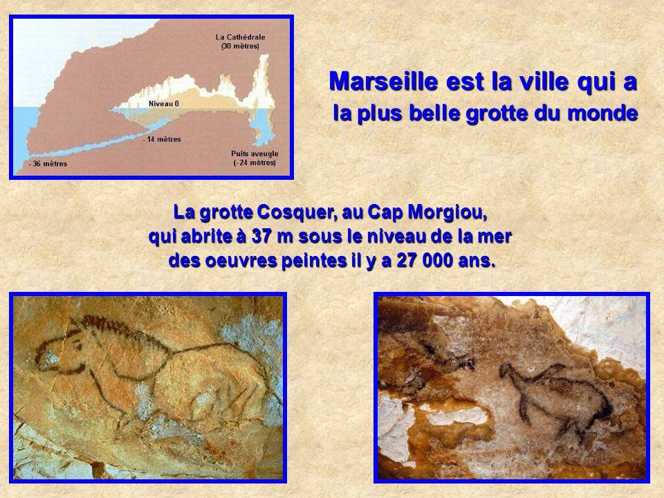 Marseille est la ville qui a le plus grand tunnel maritime d'Europe : celui du Rove (7 km), qui relie la mer à l'étang de Berre. L'ouvrage est fermé d