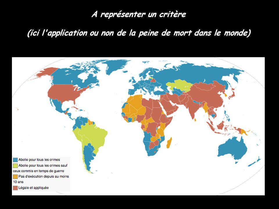 A représenter une évolution (ici l évolution de la population des communes françaises entre 1999 et 2006)