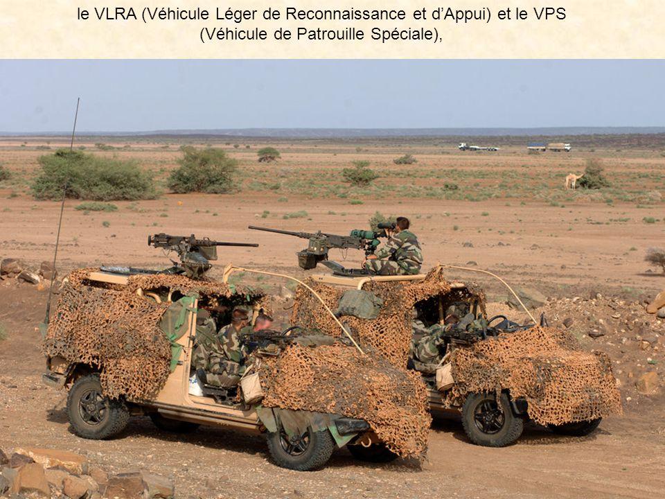VLRA du 1er RPIMa aux côtés d un pick up de l armée malienne
