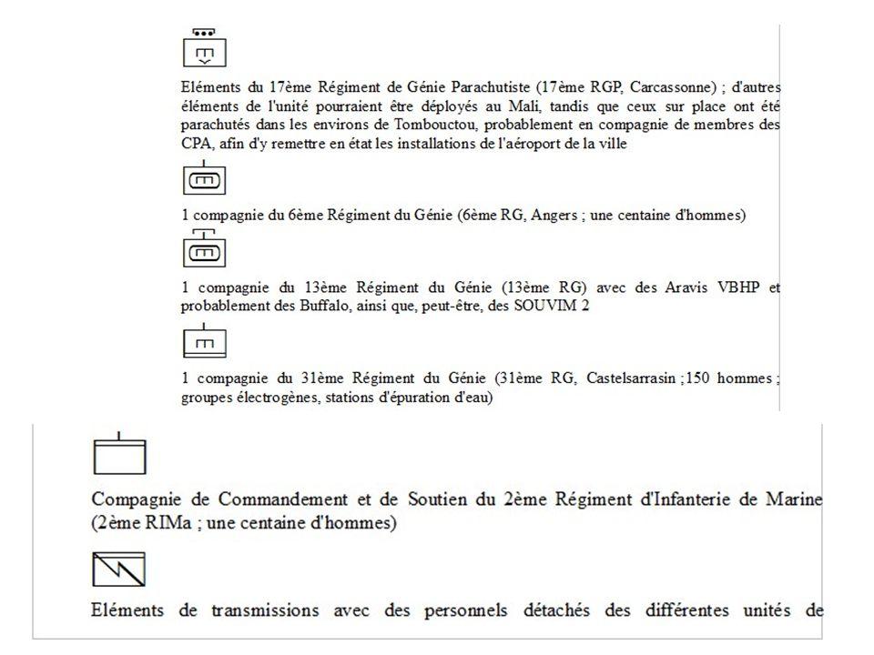 Panhard VPS ; à l image des véhicules du 1er RPIMa qui grenouillent actuellement dans les zones arides maliennes, de Konna à Diabali, et peut-être au-delà, en remontant vers le nord ; l armement se compose d une mitrailleuse lourde M2HB de 12,7 m/m et d une Minimi en 5,56 m/m.