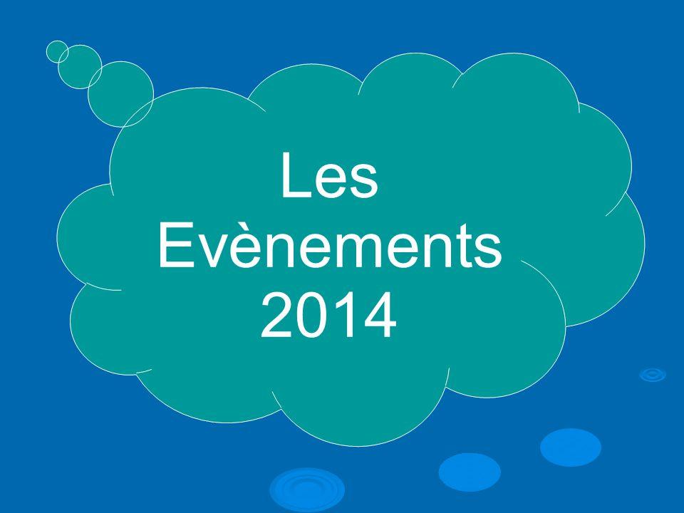 Les Evènements 2014
