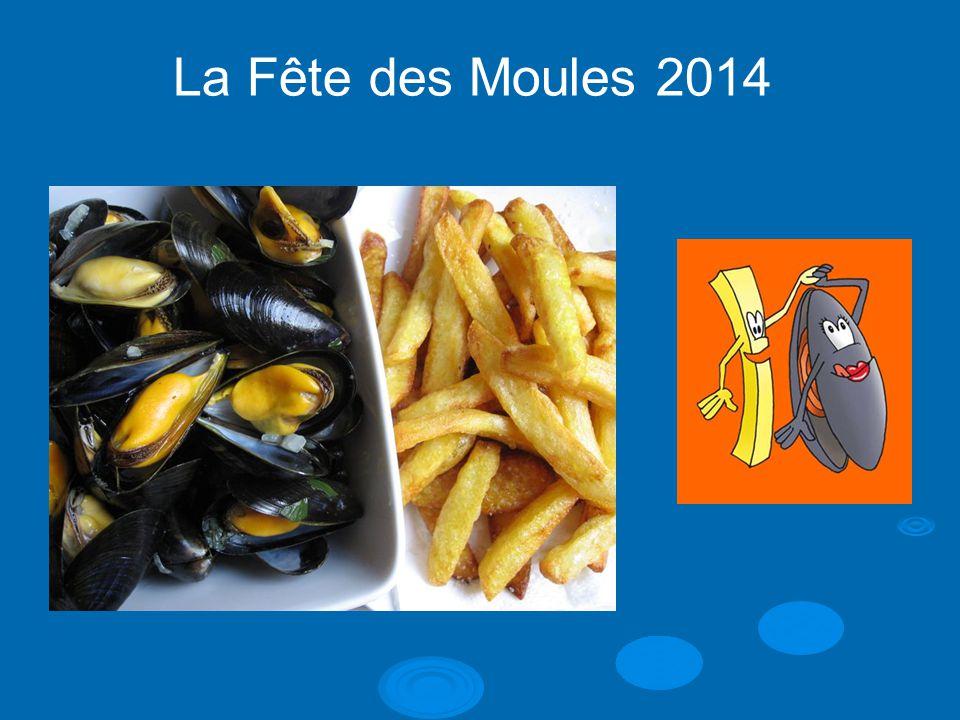 La Fête des Moules 2014