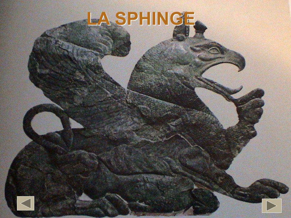 LA SPHINGE