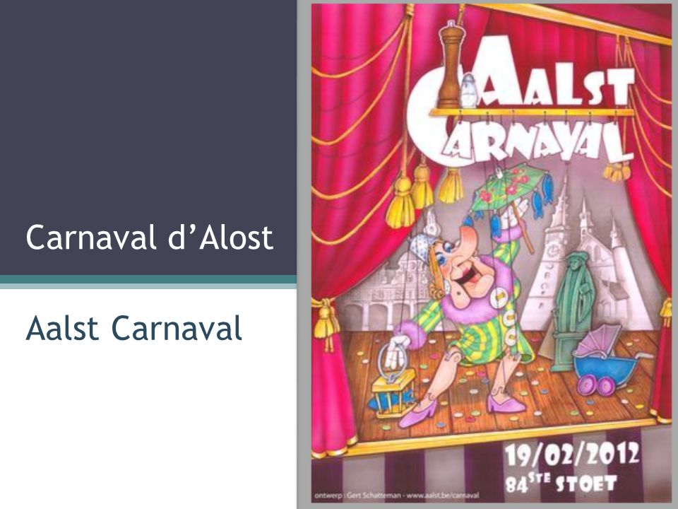 Carnaval d'Alost Aalst Carnaval