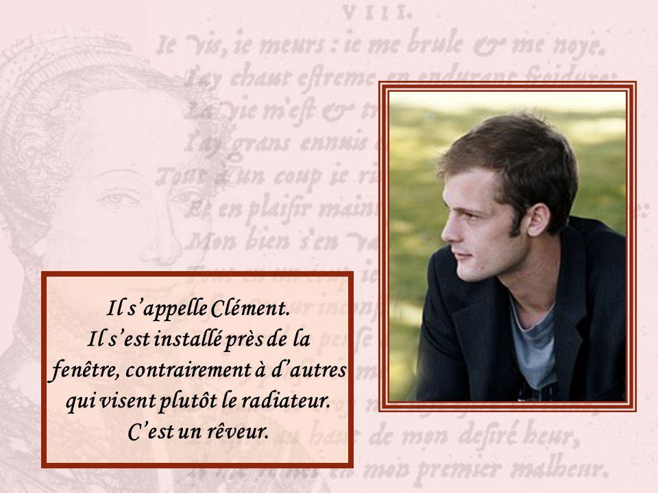 Les personnages sont interprétés respectivement par : Nicolas Duvauchelle dans le rôle de Clément Marie Trintignant dans le rôle du « professeur de li