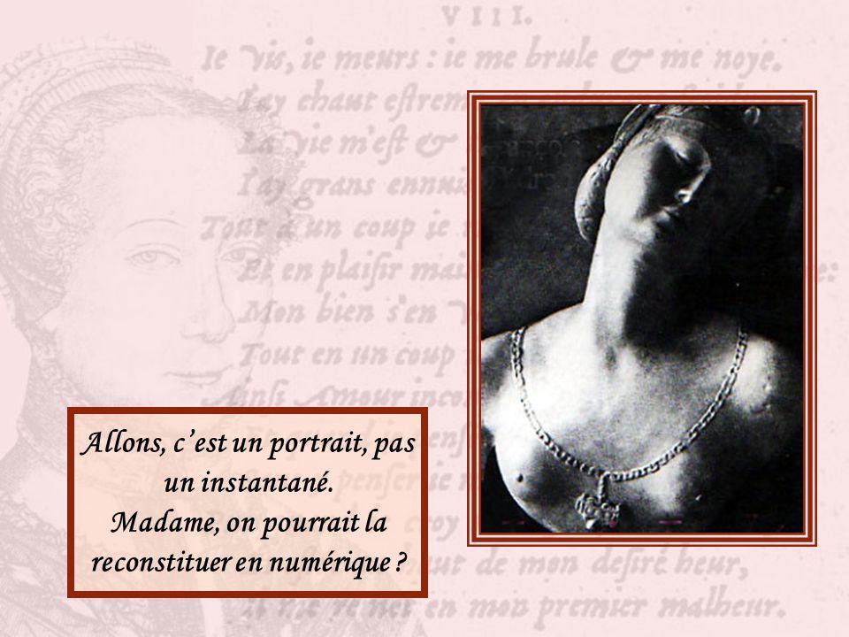 « La meuf » « ringard » « moche » - ça fuse – Voilà un portrait qui les déconcerte : trop sévère, trop convenu pour une femme qui dit sans cesse son «