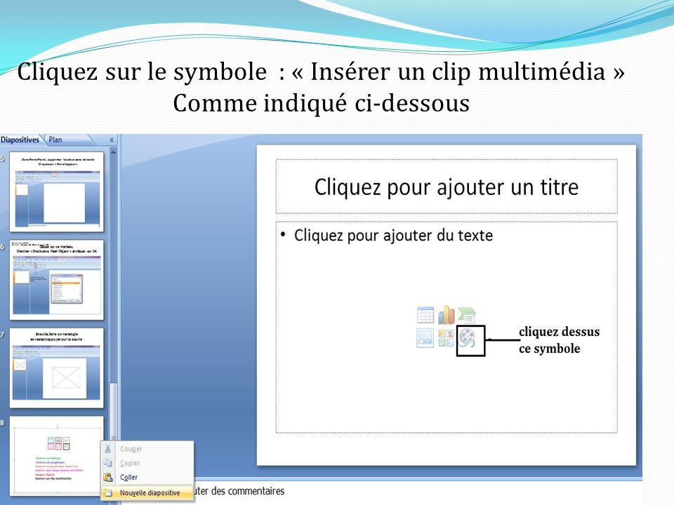 1) Avant d'insérer une vidéo multimédia 2) Allez sur « KEEPVID » 3) Ensuite, sur Youtube 4) Copier et coller le lien de la vidéo YouTube que vous souhaitez mettre dans votre PowerPoint 5) Cliquez sur télécharger 6) Choisissez l'option MP4 (1 ère option) 7) Télécharger de nouveau dans « vos documents » 8) Convertir ensuite votre vidéo qui se trouve dans « vos documents » en WMV car PowerPoint ne supporte pas les autres formats avec « Free vidéo converter » que vous trouverez sur internet