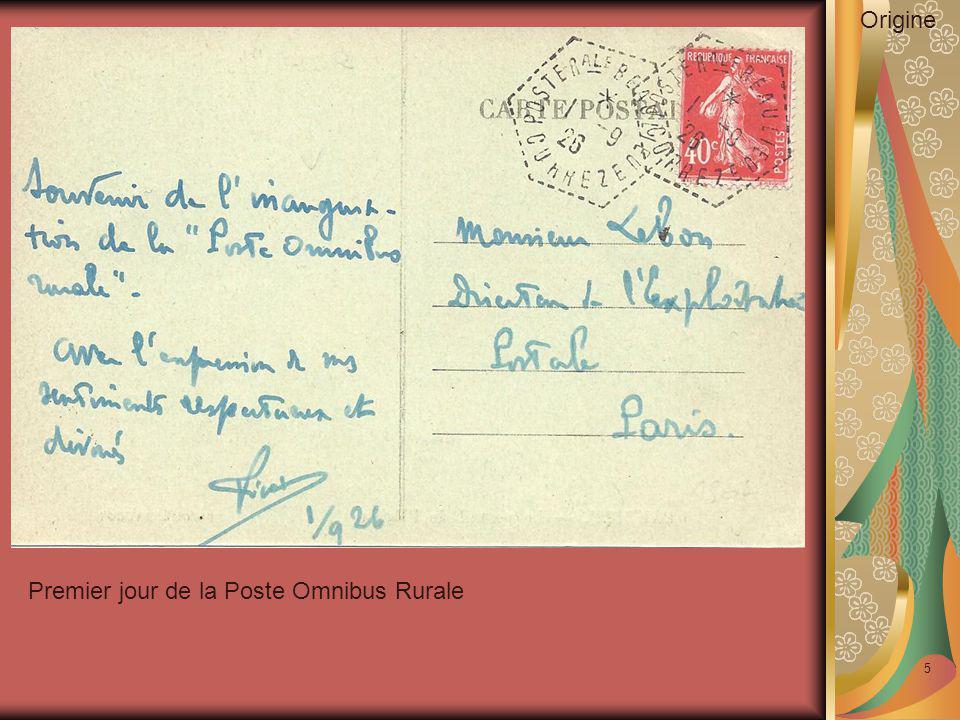 6 Antépénultième utilisation (mercredi) de ce timbre à date d'essai qui ne permet aucune localisation du point précis de collecte.