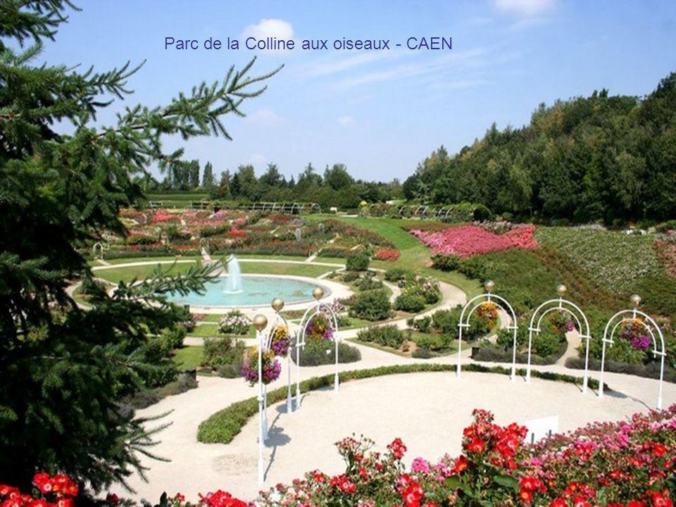 CAEN – Abbaye aux Dames