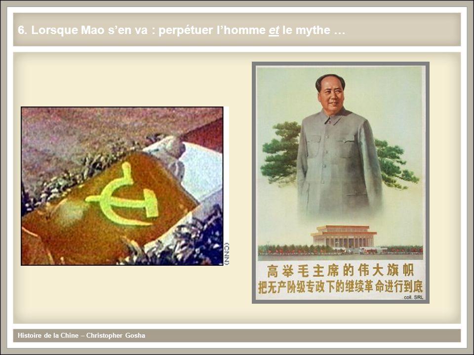 Histoire de la Chine – Christopher Gosha 17.