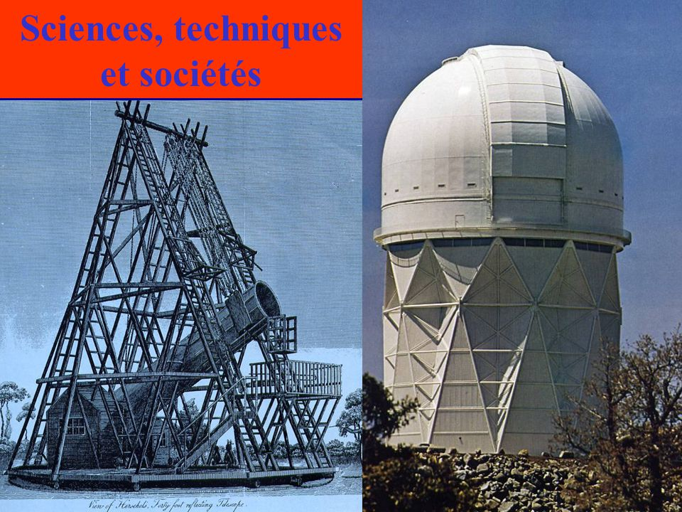 Sciences, techniques et sociétés