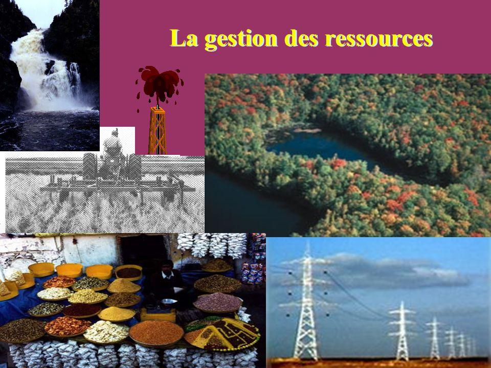 Boutard Armel45 La gestion des ressources
