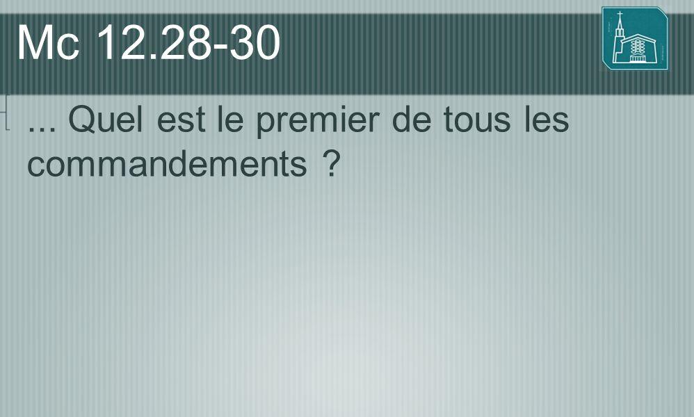 Lc 6.31-36 35 Au contraire, aimez vos ennemis, faites-leur du bien et prêtez sans rien espérer recevoir en retour....