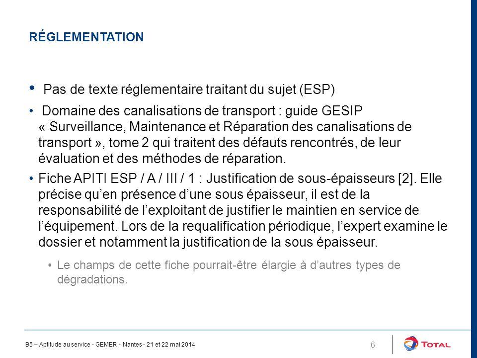 LES RÉPARATIONS À BASE DE COMPOSÉS NON MÉTALLIQUES 17 Les réparations à base de composés non métalliques comme les époxy, les composites ou des adhésifs.