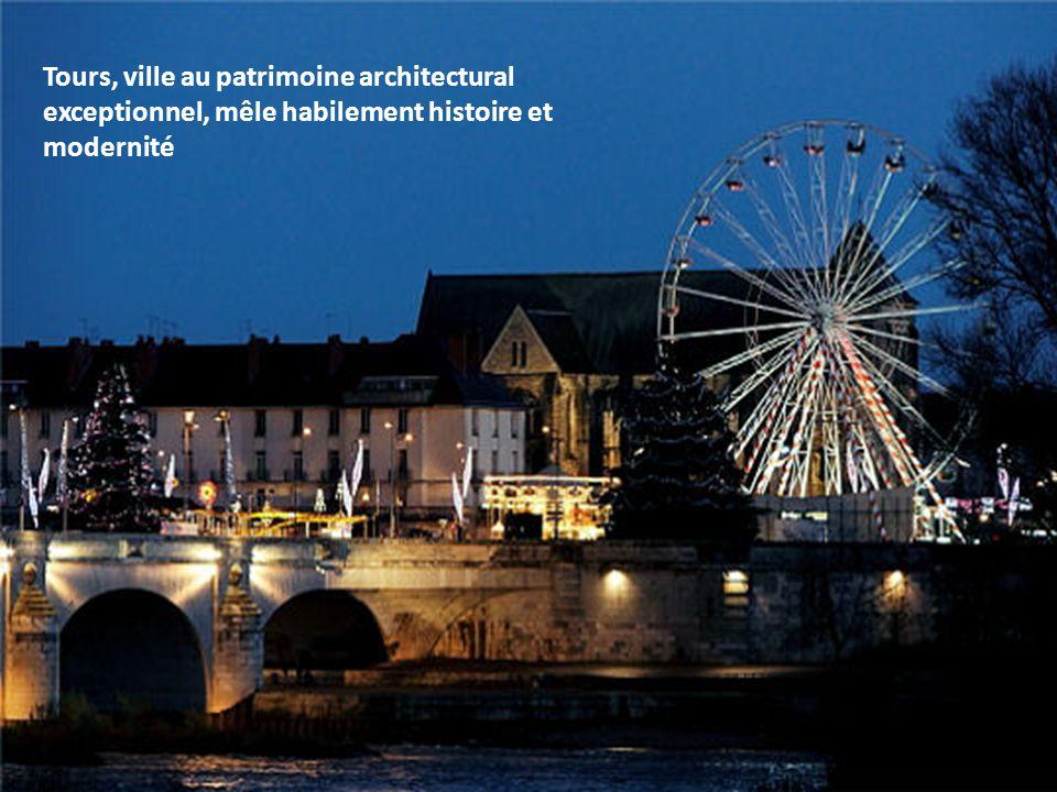Dans le département de l Indre, la petite ville de Déols a particulièrement réussi ses illuminations.