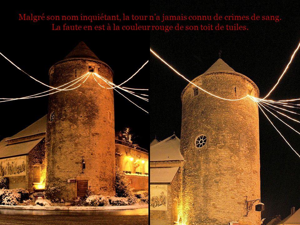 Malgré son nom inquiétant, la tour n'a jamais connu de crimes de sang.