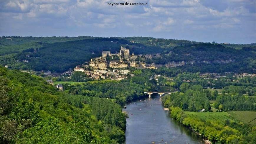village de Beynac et Cazenac
