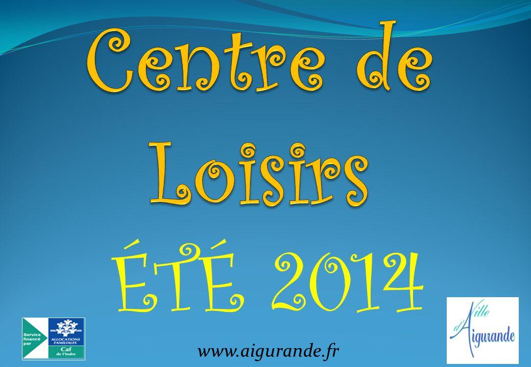 ÉTÉ 2014 www.aigurande.fr