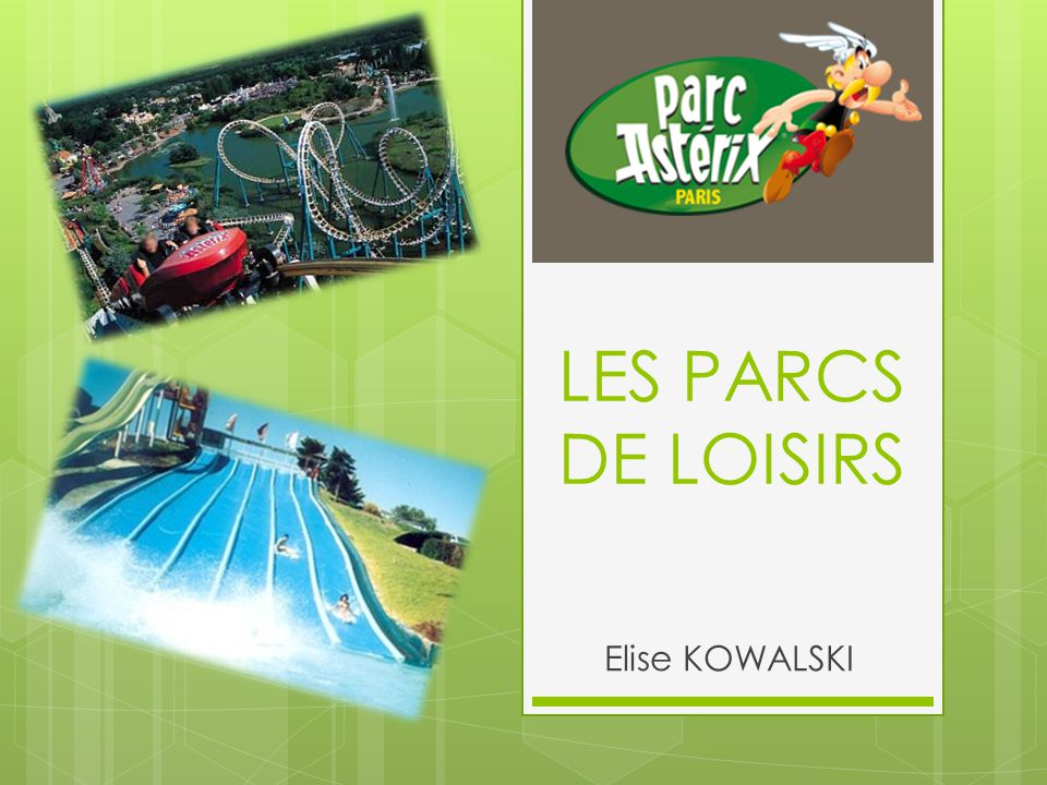 LE PARC ASTÉRIX Avez-vous des remarques ou suggestions à faire sur ce séjour au parc Astérix .