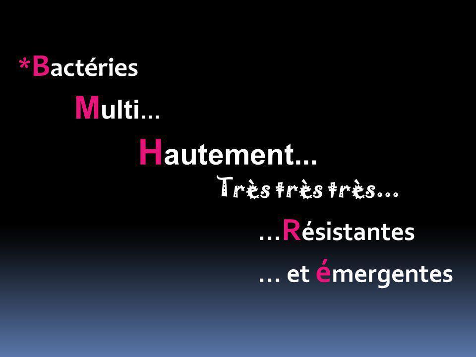 Les conditions de prélèvement doivent être indiquées sur la demande Le mode de résistance doit être précisé par le laboratoire La sensibilité aux carbapénèmes doit être recherchée (Ertapenem)