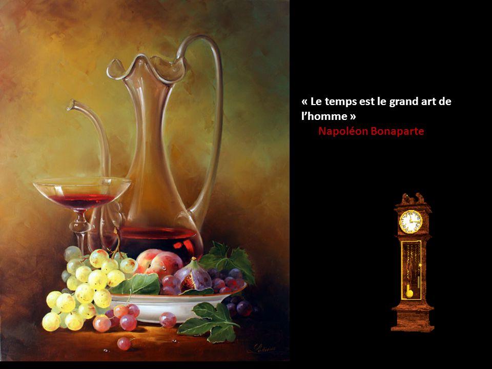 « Le temps est le meilleur interprète de toute loi douteuse » Denys d'Halicarnesse