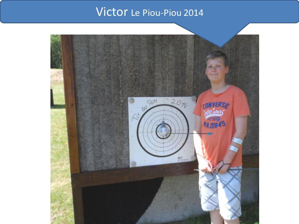 Victor Le Piou-Piou 2014