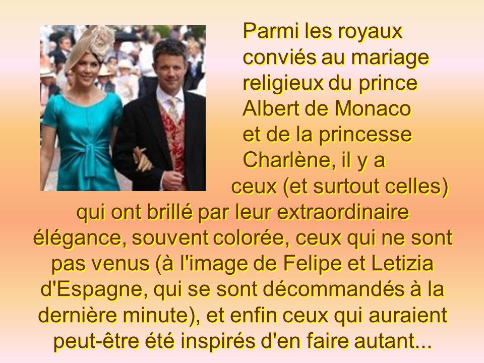 Charlene surveille Albert II de Monaco en coin pour savoir si il l'a trompe, déjà!