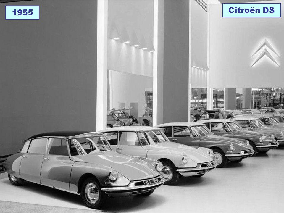 1955 Citroën DS