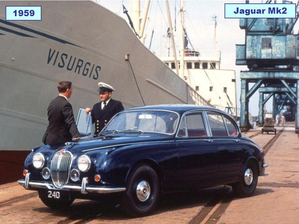 1959 Jaguar Mk2