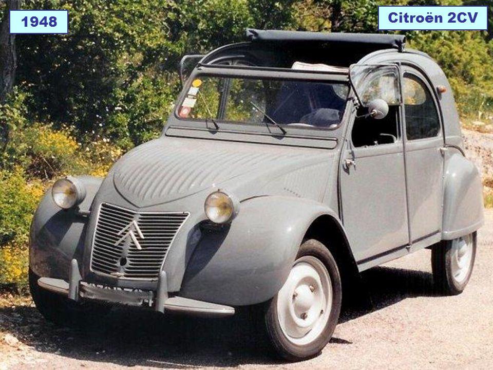 1948 Peugeot 203