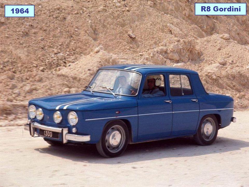 1964 R8 Gordini
